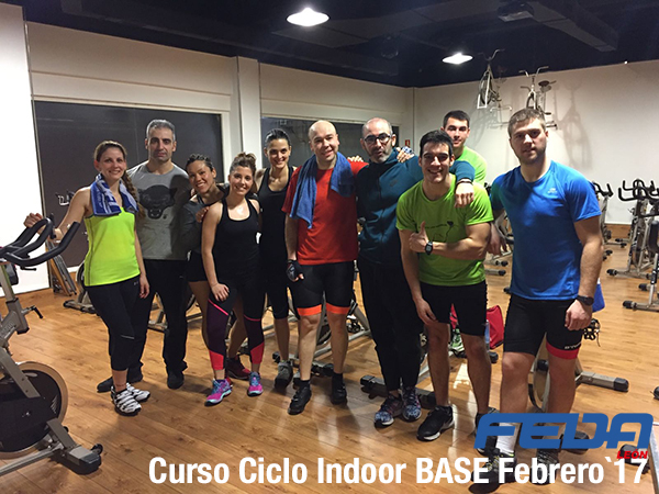 Cursos Ciclo Indoor